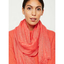 Lightening Print Scarf, ${color}