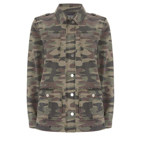 Camouflage 4-Pocket Jacket, ${color}
