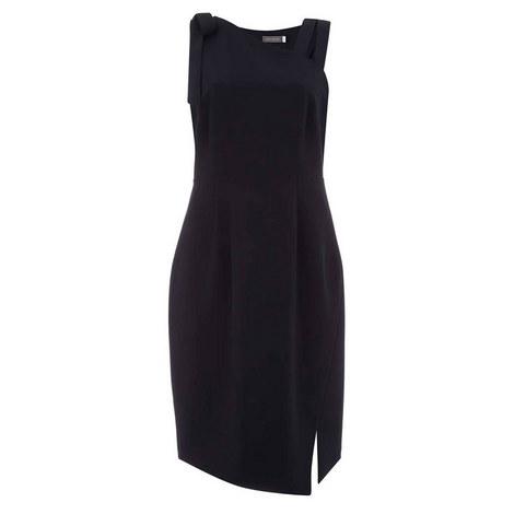 Ink Asymmetric Dress, ${color}