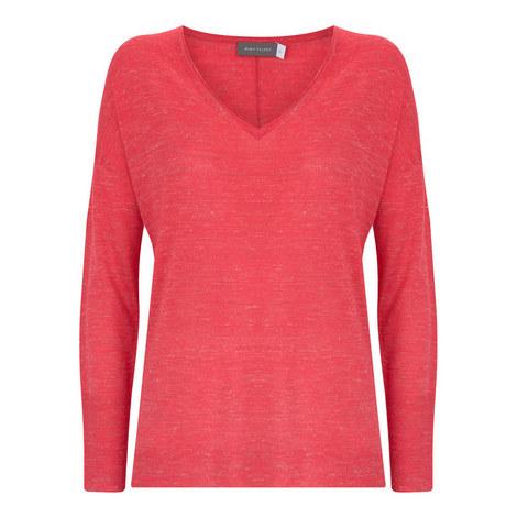 Side Split Boxy Sweater, ${color}