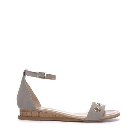 Natalie Suede Sandals, ${color}