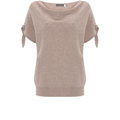 Blossom Tie Sleeve Batwing, ${color}