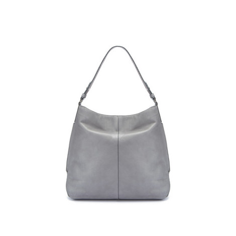 Harley Light Grey Studded Bag, ${color}