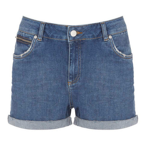 Denim Shorts, ${color}