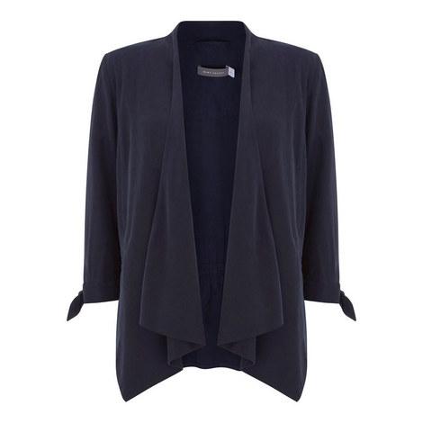 Tie Sleeve Jacket, ${color}