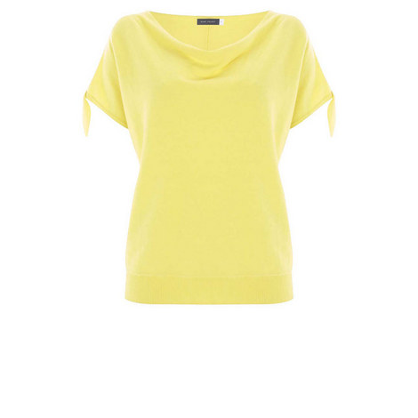 Lemon Tie Sleeve Knit, ${color}