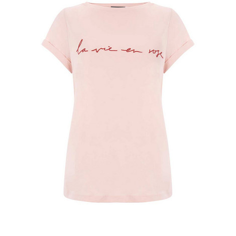 Blossom La Vie En Rose Tee, ${color}