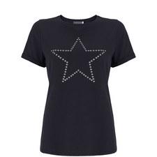 Star Printed T-Shirt