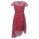 Carolina Print Midi Dress, ${color}