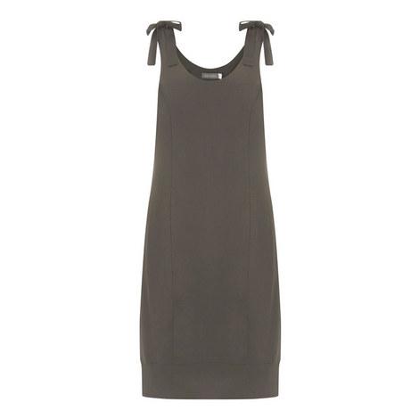 Tie Shoulder Dress, ${color}