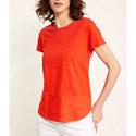 Woven Hem T-Shirt, ${color}