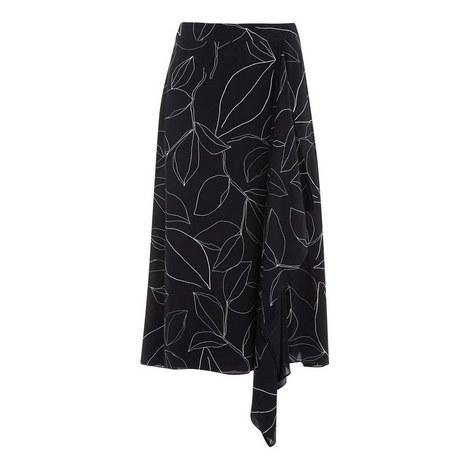 Summers Print Midi Skirt, ${color}
