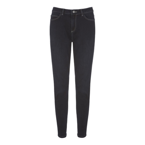 Seattle Dark Indigo Skinny, ${color}