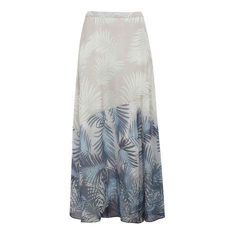 Pepper Printed Maxi Skirt, ${color}