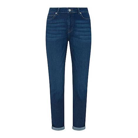 Roseville Slim Boyfriend Jeans, ${color}