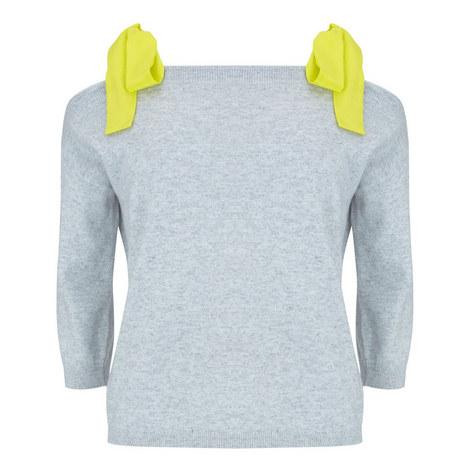 Cold-Shoulder Sweater, ${color}