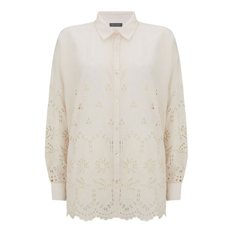 Broderie Anglaise Shirt, ${color}