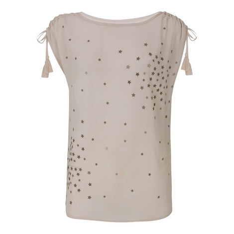 Star Sequined Top, ${color}