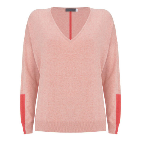 V-Neck Sweater, ${color}
