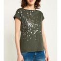 Foil Printed T-Shirt, ${color}