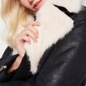 Faux Fur Aviator Jacket, ${color}