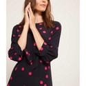 Brynn Print Midi Dress, ${color}