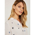 Star Embroidered Shirt, ${color}