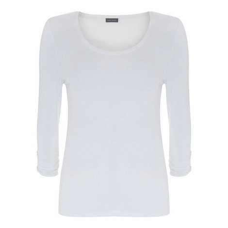 Scoop Neck Modal T-Shirt, ${color}