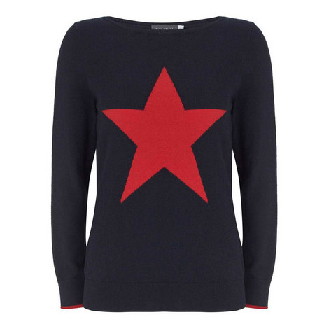 Star Front Sweater, ${color}