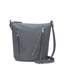 Eden Zip Bucket Bag