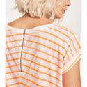 Striped Cotton T-Shirt, ${color}