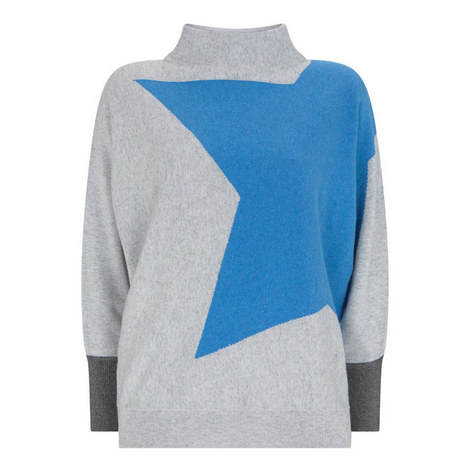 Star Batwing Knit, ${color}