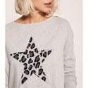 Animal Print Star Knit, ${color}