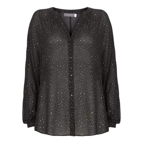 Speckled Blouse, ${color}