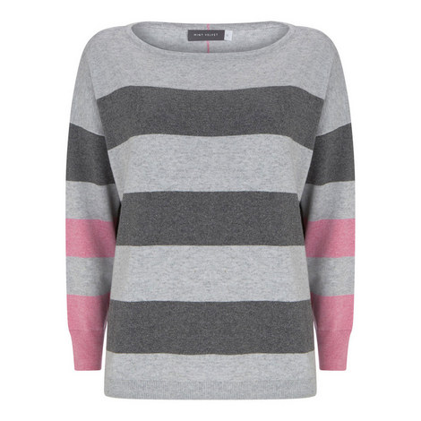Striped Soft Knit, ${color}
