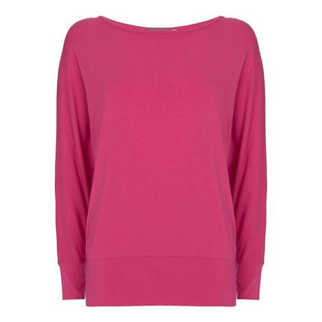 Modal Batwing T-Shirt, ${color}