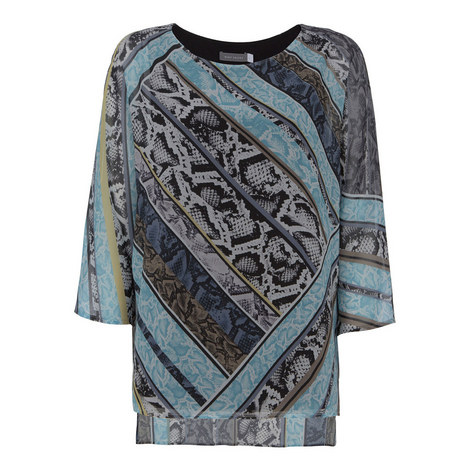 Francesca Print Top, ${color}