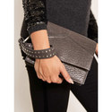 Victoria Studded Clutch, ${color}