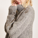 Oversized Embellished Knit, ${color}