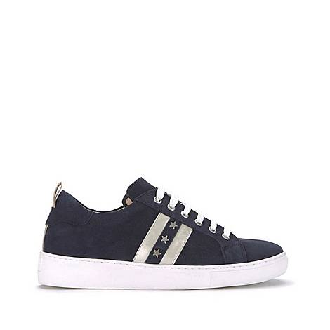 Allie Star Stripe Trainers, ${color}