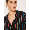 Colourful Striped Blouse, ${color}