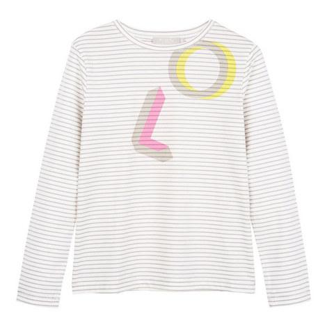 Striped Love T-Shirt, ${color}