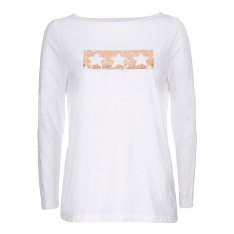 Triple Star Cotton T-Shirt, ${color}
