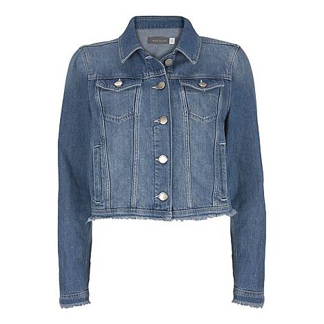 Denim Western Jacket, ${color}