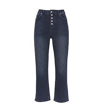 Nevada Button Fly Jeans