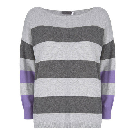 Wide Stripe Knit, ${color}