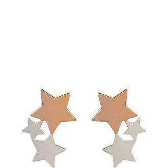 d17e6f8eb Mint Velvet Trio Star Stud Earrings | Brown Thomas