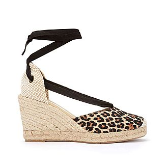 Everly Leopard Espadrilles