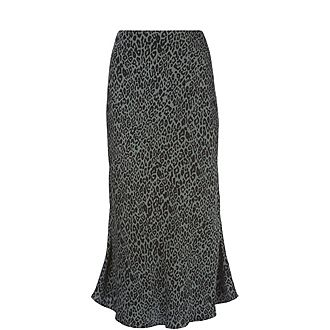 Philippa Print Skirt