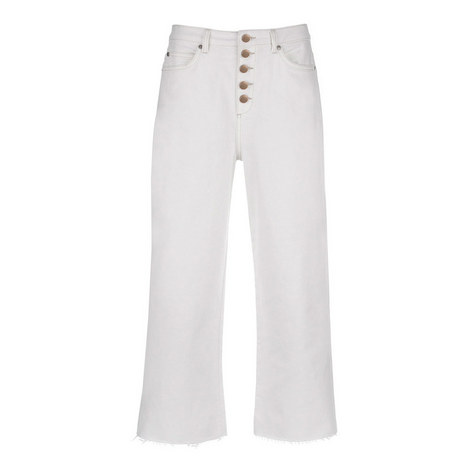 Madison Off-White Button Jean, ${color}